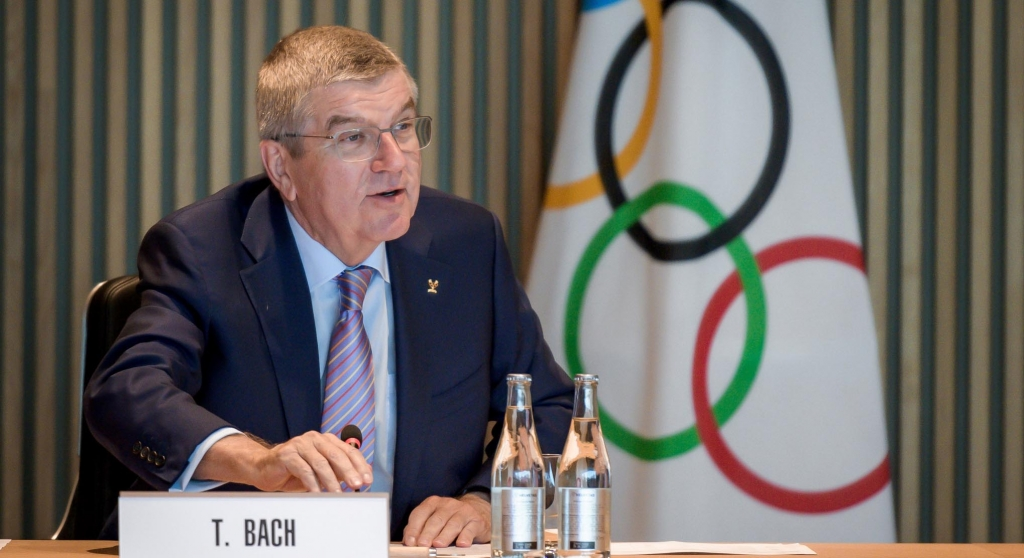 OLYMPIC GAMES MOTTO  TO BE CHANGED
