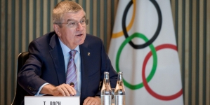 IOC BOSS RELUCTANT TO HOLD TOKYO OLYMPIC GAMES BEHIND CLOSED DOORS