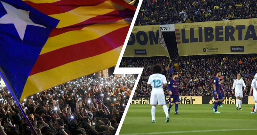 CATALONIA INDEPENDENCE SUPPORTERS PLANNED TO SABOTAGE EL CLASICO