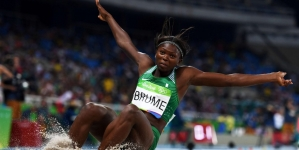 BREAKING: AT LAST, ESE BRUME PUTS NIGERIA ON MEDALS' TABLE!
