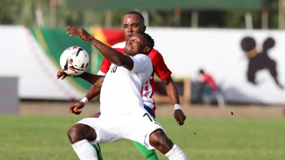 GAMBIA ALMOST BLACKOUT BLACK STARS AT WAFU CUP