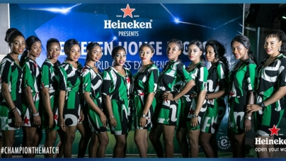 EUPHORIC MOMENTS RETURN AS HEINEKEN HOUSE STAGES UCL MATCHES