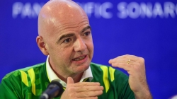 FIFA BOSS, INFANTINO SET TO GET ON IOC BOARD AS ATHLETICS CHIEFTAIN, SEBASTIAN COE IS BLOCKED