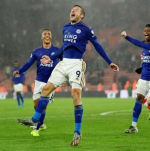 NDIDI'S LEICESTER IN 9-0 RECORD EQUALING FEAT AGAINST SOUTHAMPTON