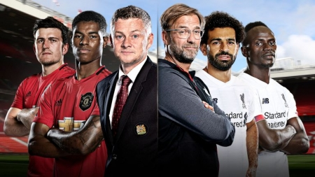 UNITED VS LIVERPOOL: WHOSE RED LETTER DAY WILL IT BE – THE REDS OR RED DEVILS?