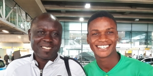 U17 WORLD CUP: WINNING MENTALITY IS IN OUR DNA, SAYS COACH MANU GARBA