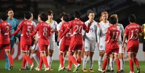 ANOTHER FOOTBALL COLD WAR LOOMS AS NORTH & SOUTH KOREAS ARE PITCHED TOGETHER IN OLYMPIC QUALIFIERS