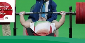 PEAK PLEDGES SUPPORT FOR PARA POWERLIFTING WORLD CUP