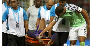 NIGERIA'S GOALKEEPING HEADACHE RETURNS; INJURY KNOCKS OUT UZOHO  FOR SIX MONTHS
