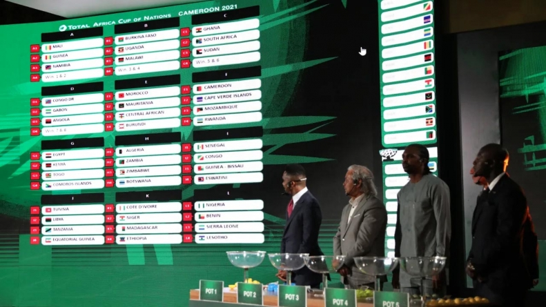 ROAD TO CAMEROON 2021 AFCON BEGINS