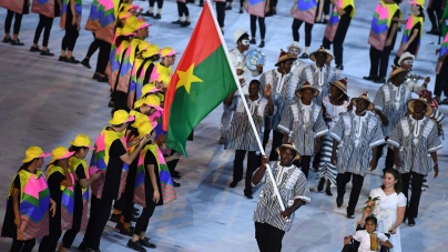 BURKINA FASO BIDS FOR 2027 AFRICAN GAMES