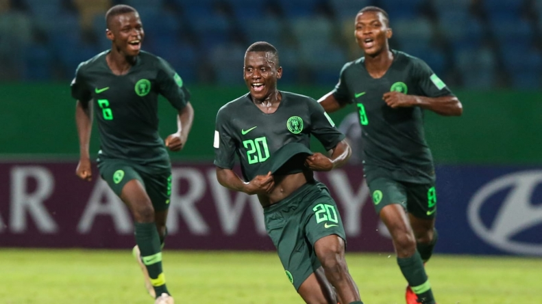 FIFA RANKS NIGERIA'S OLAWALE & IBRAHIM SAID'S GOALS AMONG BEST OF BRAZIL 2019
