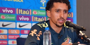 WORLD CUP NOT ALWAYS WON BY THE BEST TEAM, SAYS BRAZILIAN STAR, MARQUINHOS
