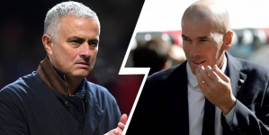 MOURINHO LINES UP TO DISPLACE ZIDANE AT REAL MADRID