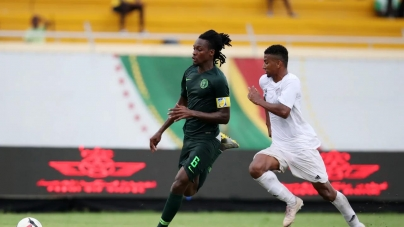 WAFU CUP OF NATIONS: NIGERIA PAYS THE PENALTY!