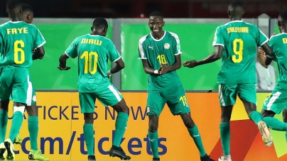 SENEGAL, SUDAN EARN COMFORTABLE HOME WINS