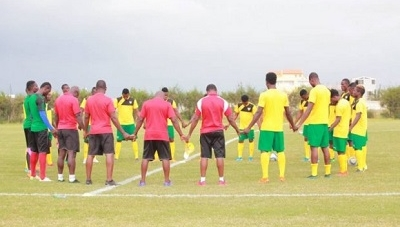 AFCON 2021 QUALIFIERS: COMOROS ISLANDS SHOCK TOGO IN LOME