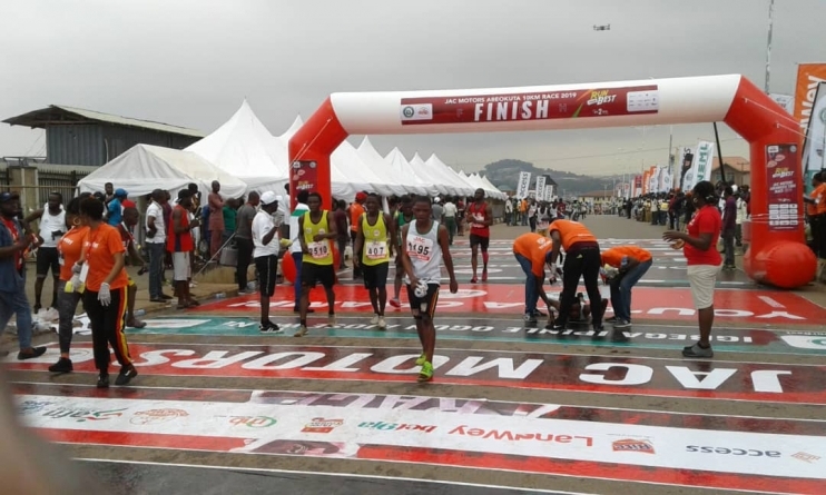 EAST AFRICANS WIN MAIDEN ABEOKUTA 10KM ROAD RACE