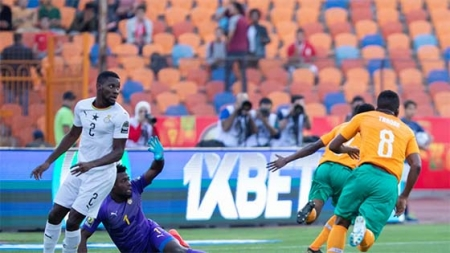 GHANA PAYS THE PENALTY AS COTE D'IVOIRE SECURES TOKYO 2020 OLYMPIC TICKET