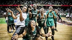 NIGERIA'S D'TIGRESS TO FACE MALI AFTER MOZAMBIQUE WIN