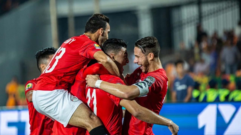 OLYMPIC PHARAOHS KICK OFF U-23 AFCON WITH HARD FOUGHT WIN OVER MALI