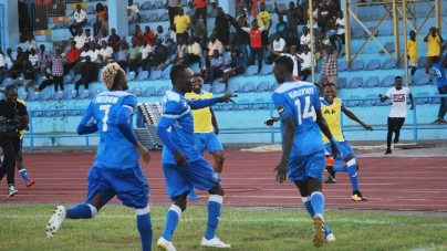 BREAKING!  ENYIMBA ADVANCE IN CONFEDERATION CUP