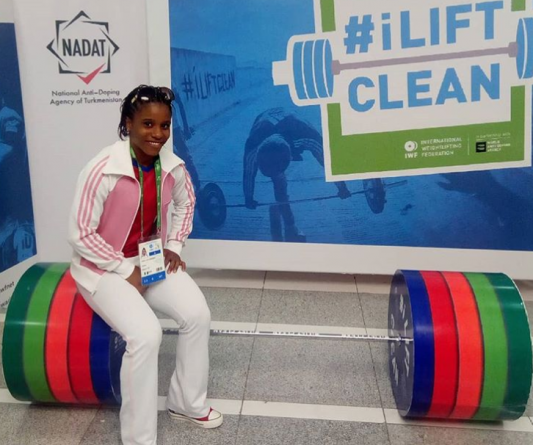 THIRD NIGERIAN WEIGHLIFTER FACES EIGHT-YEAR BAN AS SERIAL DOPING OFFENDER