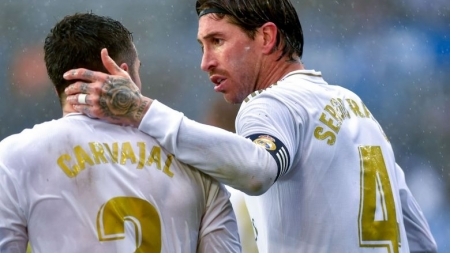 REAL MADRID DISMANTLE GETAFE
