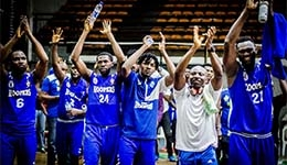 RIVERS HOOPERS PICK NBA-FIBA BASKETBALL LEAGUE TICKET