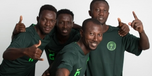 SUPER SAND EAGLES MAY RETURN HOME POINTLESS