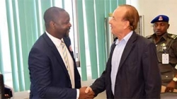 YOUR CONTRACT EXTENSION LIES WITH NFF, DARE TELLS ROHR