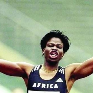 FALILAT OGUNKOYA-OMOTAYO IS NIGERIA'S SOUTH WEST ATHLETICS BOSS