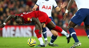 'PERFECT DIVER',  MANE JOKES HE WOULD DIVE AGAIN TO WIN PENALTY FOR LIVERPOOL