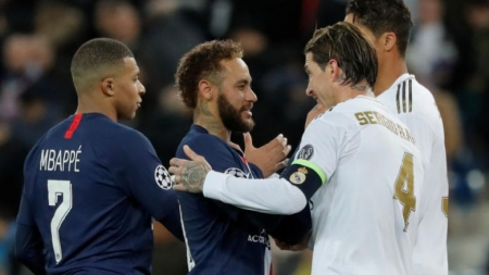 NEYMAR ISSUES 'LET ME GO' PLEA TO PSG