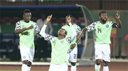HOPE COMES ALIVE AS OLYMPIC EAGLES COME FROM BEHIND TO BEAT ZAMBIA