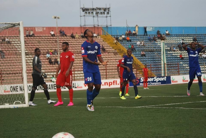 RIVERS UNITED HOPE TO RETURN TO COURSE
