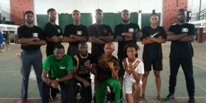 SEMINAR ON SELF DEFENCE HOLDS AT NATIONAL STADIUM
