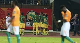 U23 AFCON: MOKOENA STUNS COTE D'IVOIRE AS SOUTH AFRICA GOES TOP