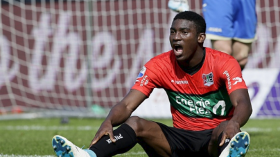 BUNDESLIGA: TAIWO AWONIYI ENDS GOAL DROUGHT WITH FIRST CLUB GOAL AFTER ONE YEAR