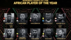 OSIMHEN, NDIDI DELISTED FROM AFRICAN FOOTBALLER OF THE YEAR CONTEST