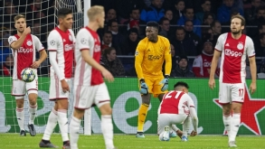 VALENCIA SEND AJAX PACKING FROM CHAMPIONS LEAGUE