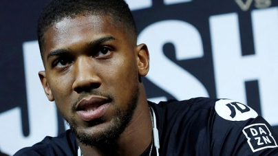 """ANTHONY JOSHUA TELLS ARAB NEWS: 'INSHALLAH' WE WILL BE SEEING A WIN FROM ME ON SATURDAY"""""""