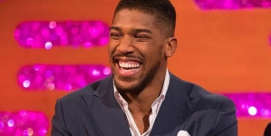 DESPITE CONTACT WITH CORONAVIRUS VICTIM, PRINCE CHARLES, ANTHONY JOSHUA SAYS HE'S OKAY