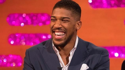 ANTHONY JOSHUA DREAMS OF A 5TH TITLE BELT IN 2020