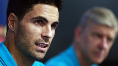 AM IN ARSENAL TO WIN TROPHIES, SAYS MIKEL ARTETA
