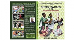 LANDMARK BOOK ON SUPER EAGLES OUT