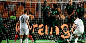 MAHREZ'S FREE KICK GOAL AGAINST NIGERIA IN CONTENTION FOR CAF AWARD