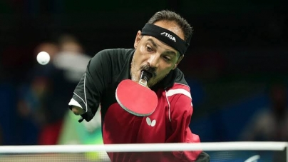 PLAYERS TALK TOUGH FOR 1ST VALUEJET PARA TABLE TENNIS OPEN
