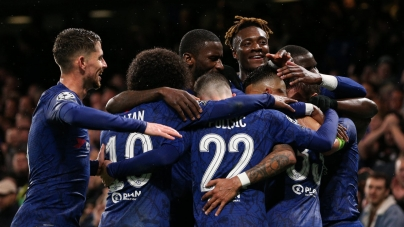 VICTOR OSIMHEN; AN UNUSED LILLE SUB AS TAMMY ABRAHAM AIDS CHELSEA INTO CHAMPIONS LEAGUE LAST 16