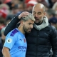 AGUERO OUT FOR CITY BUT SILVA REMAINS READY, SAYS GUARDIOLA
